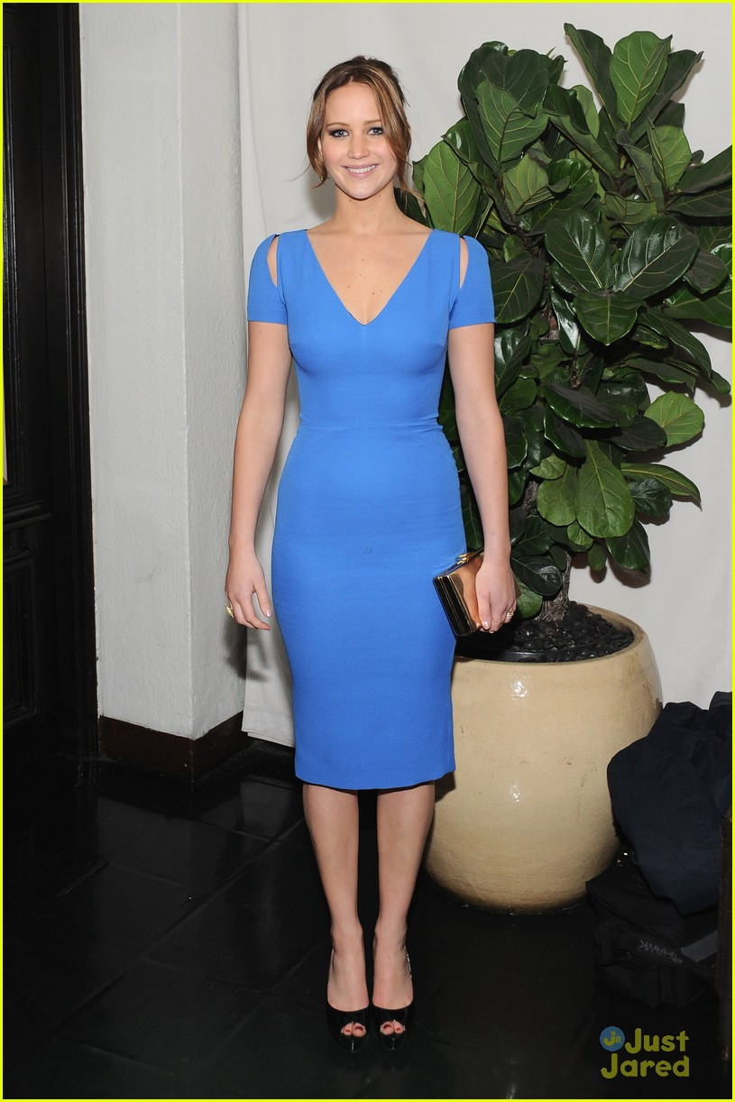 jennifer lawrence bafta wmag parties 06
