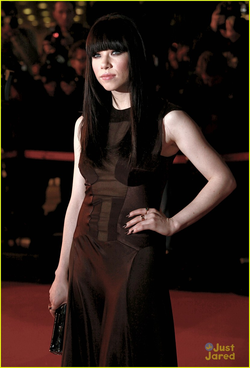 carly rae jepsen nrj awards 04