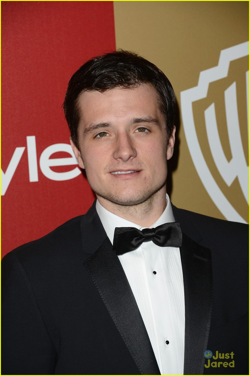 josh hutcherson instyle gg party 07