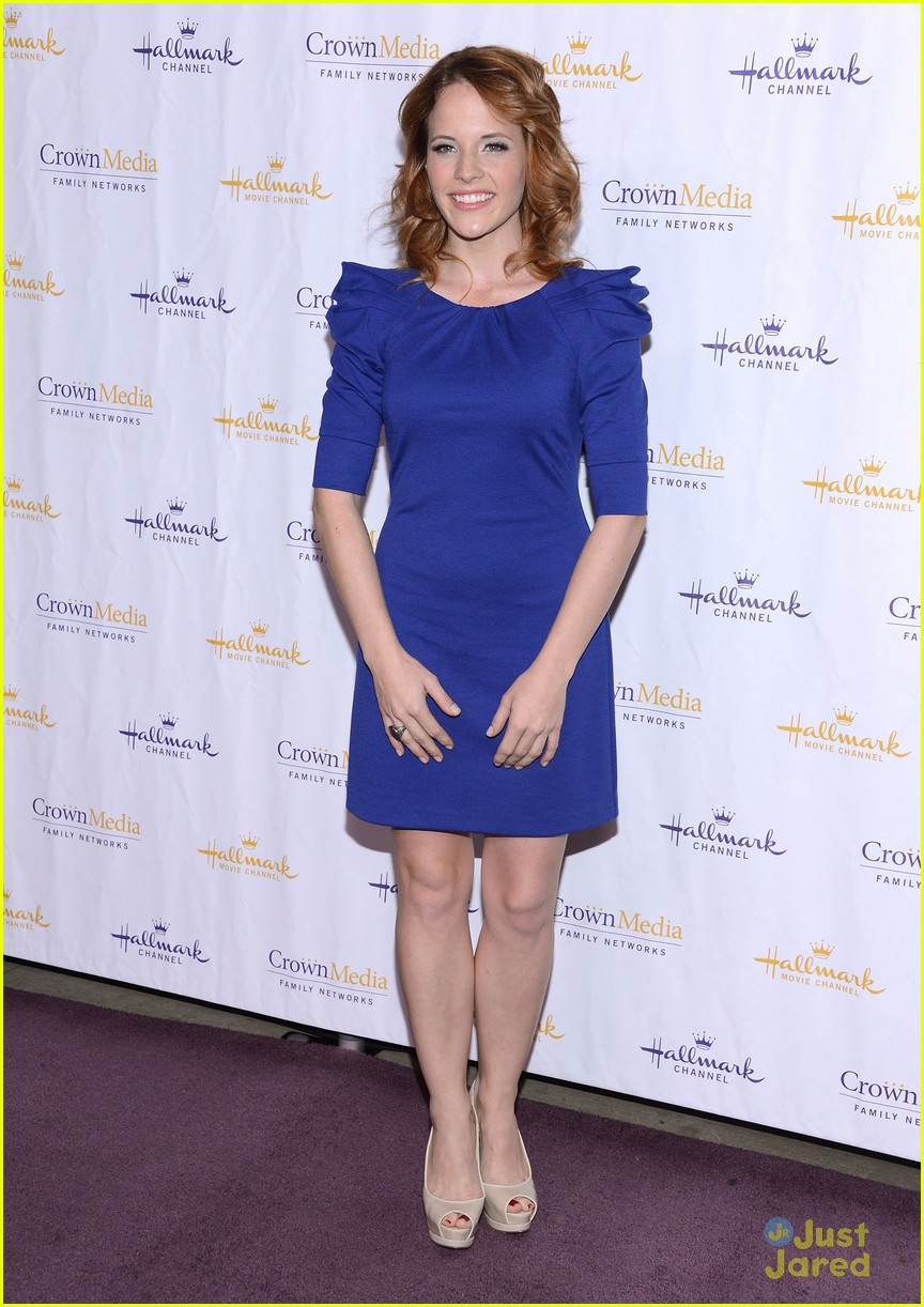 katie leclerc hallmark party 04