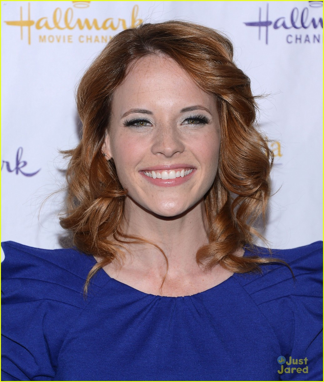 katie leclerc hallmark party 08