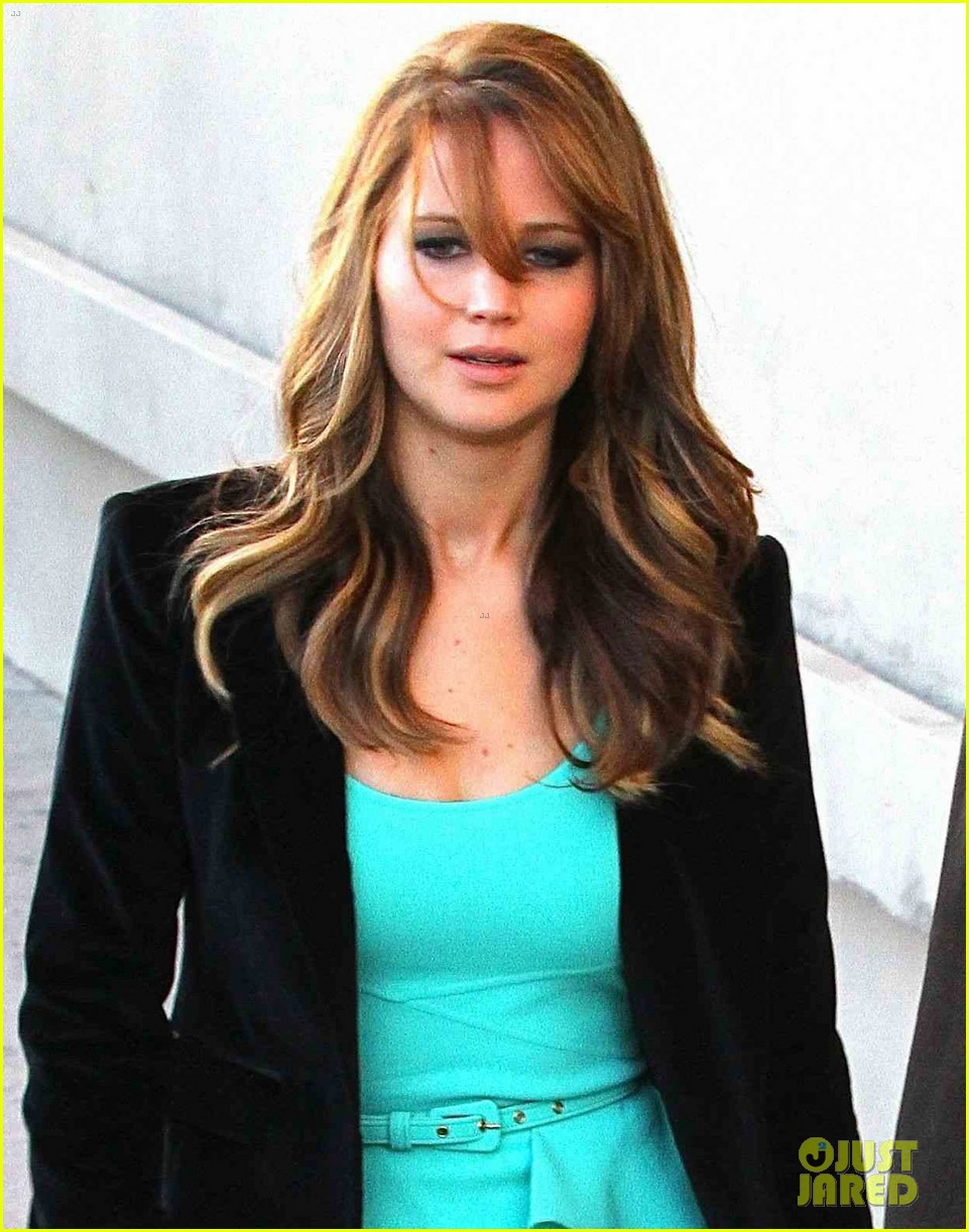 jennifer lawrence jimmy kimmel appearance 06