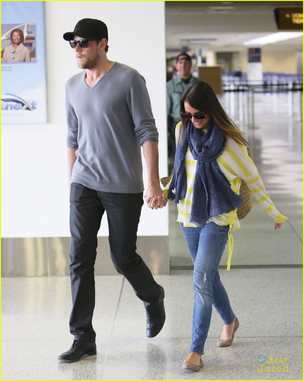 lea michele cory monteith lax 14