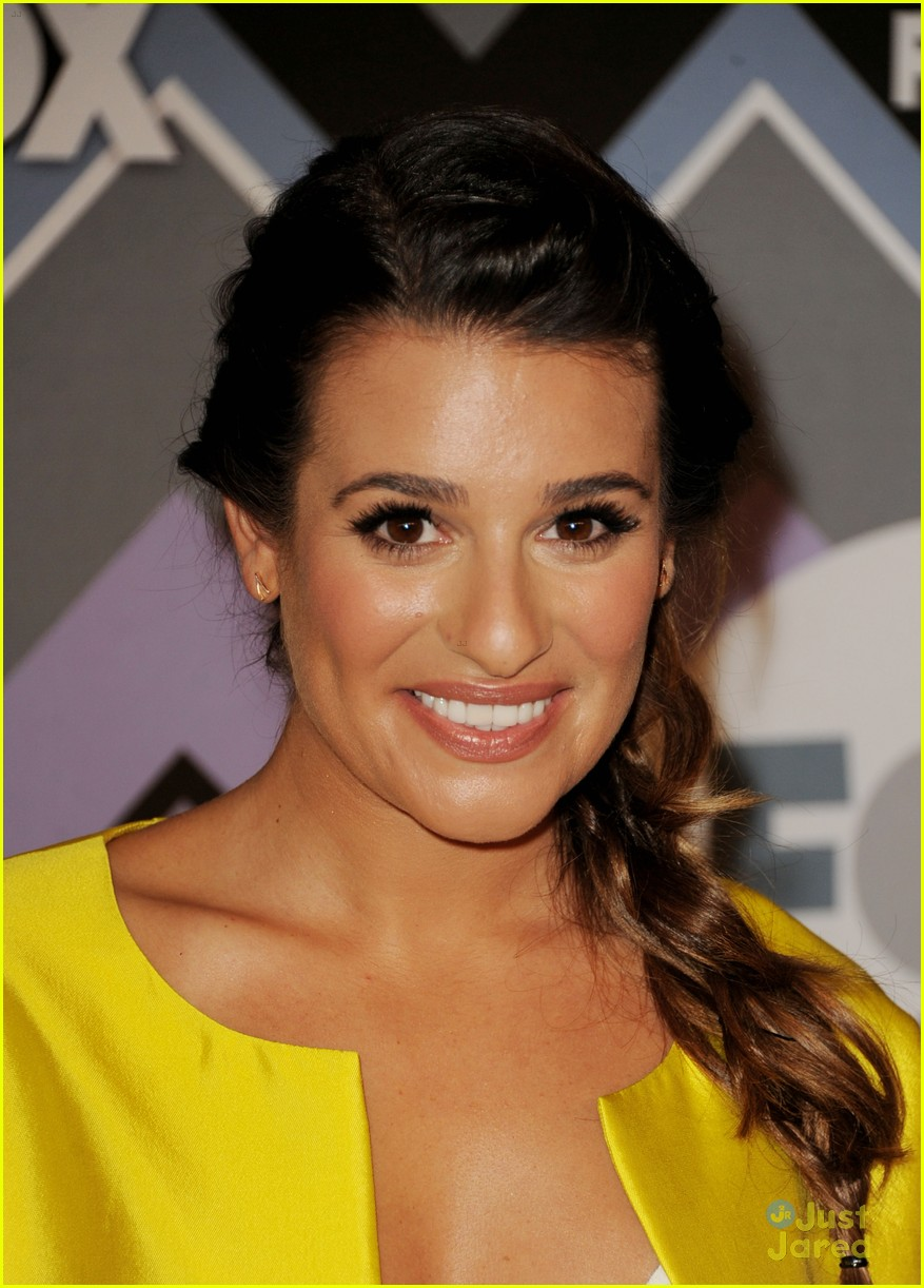 lea michele melissa benoist fox tca party 12