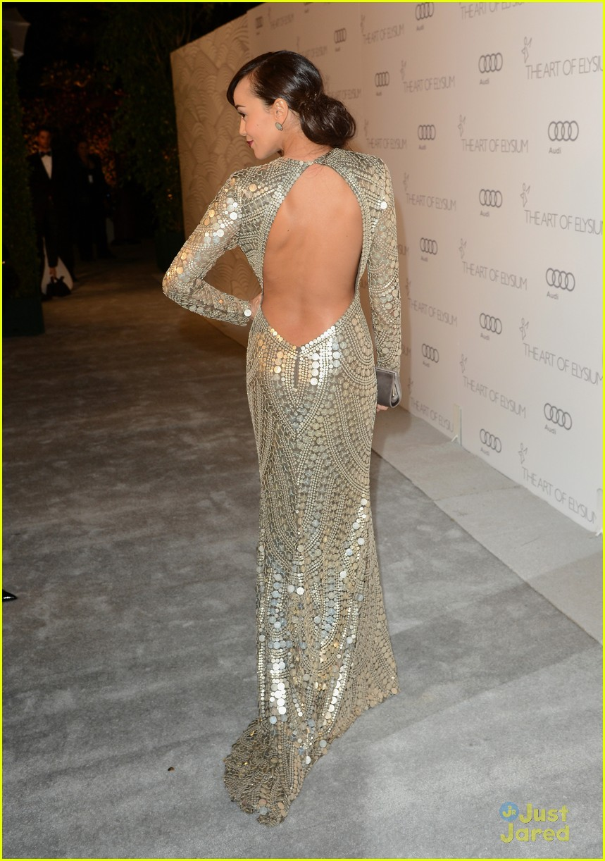 ashley madekwe heaven gala 08
