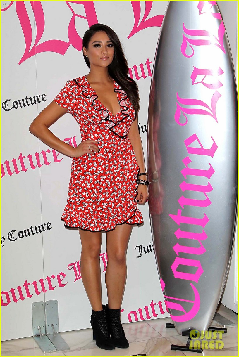 shay mitchell juicy couture fragrance launch 03