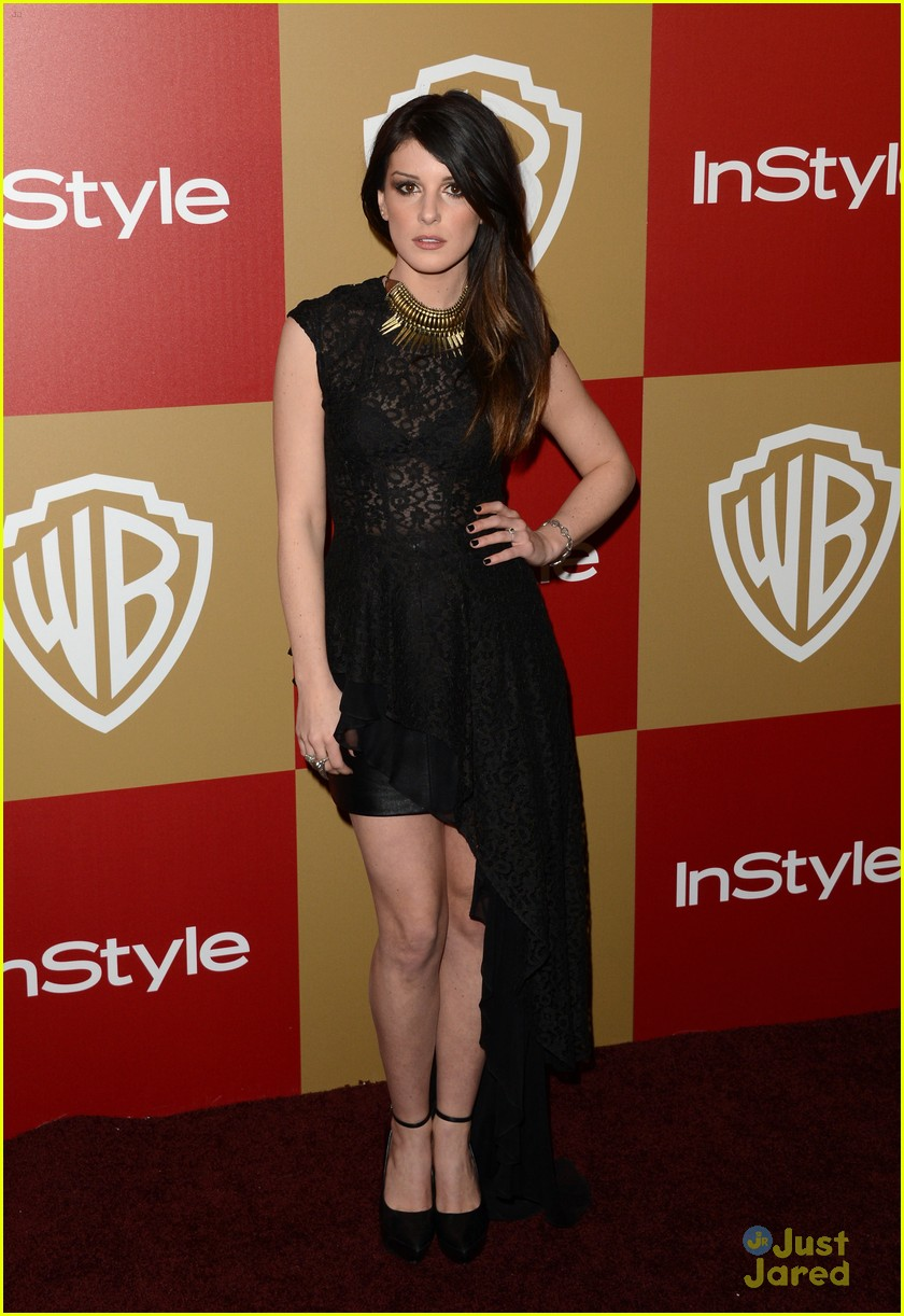 shenae grimes nikki reed instyle gg party 09
