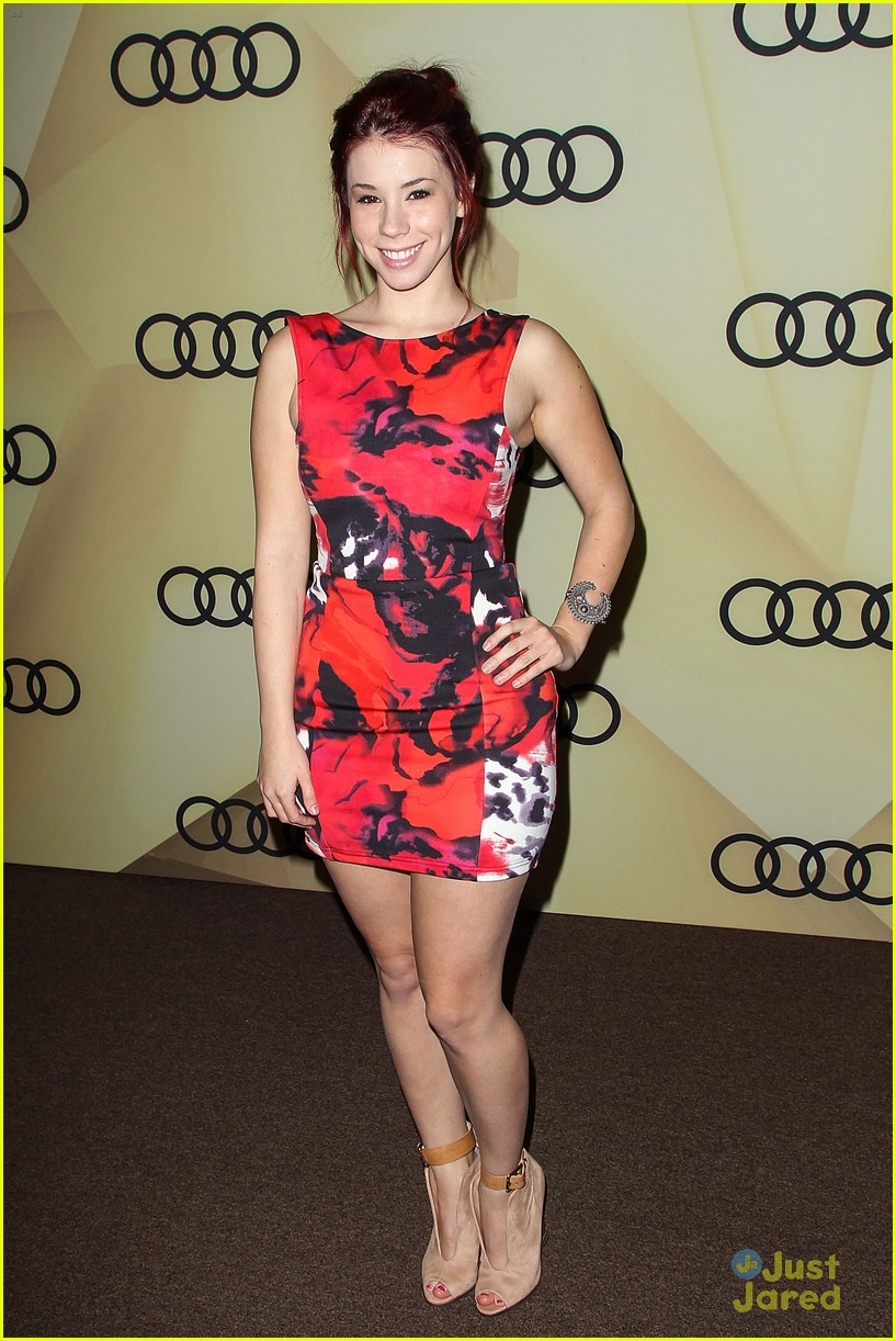jillian rose reed audi gg party 08