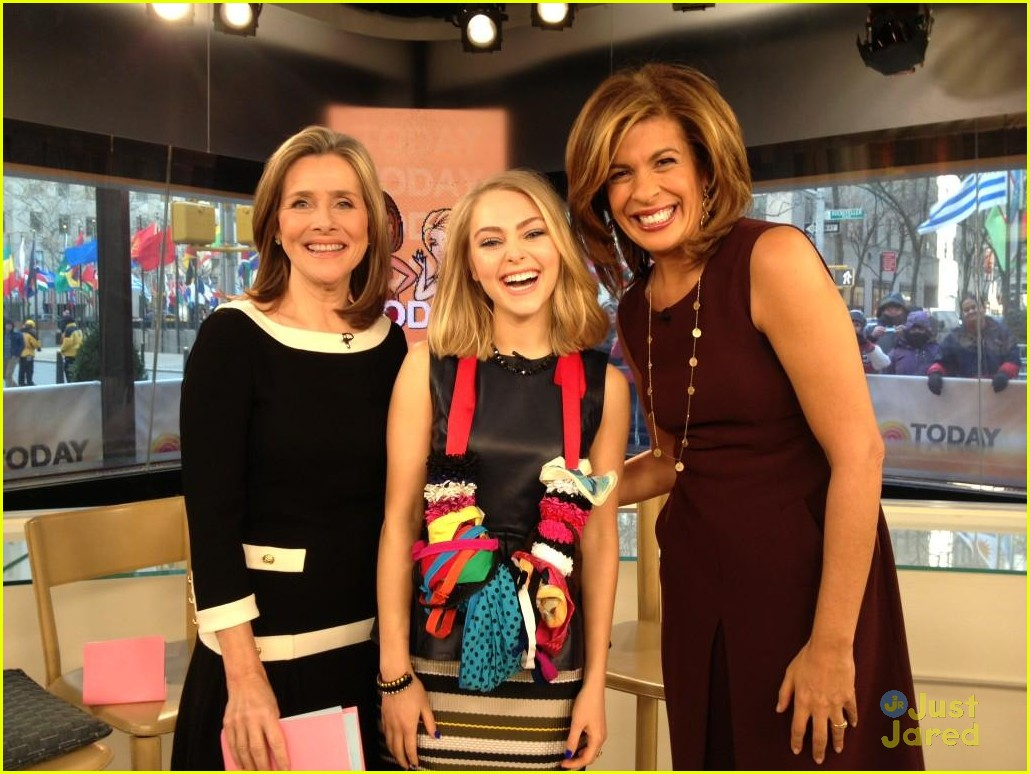 annasophia robb today show 05