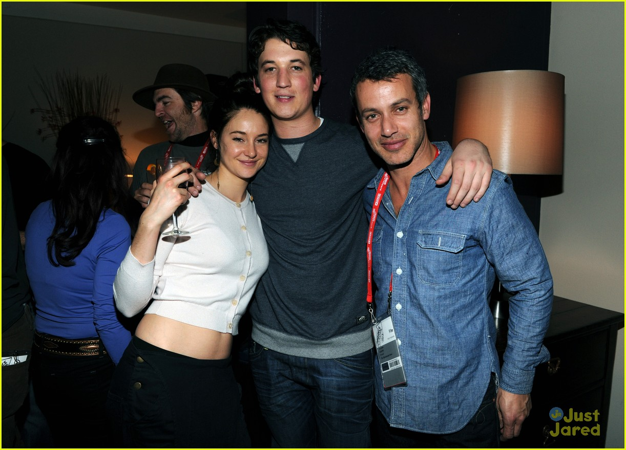 shailene woodley miles teller spectacular sundance 12