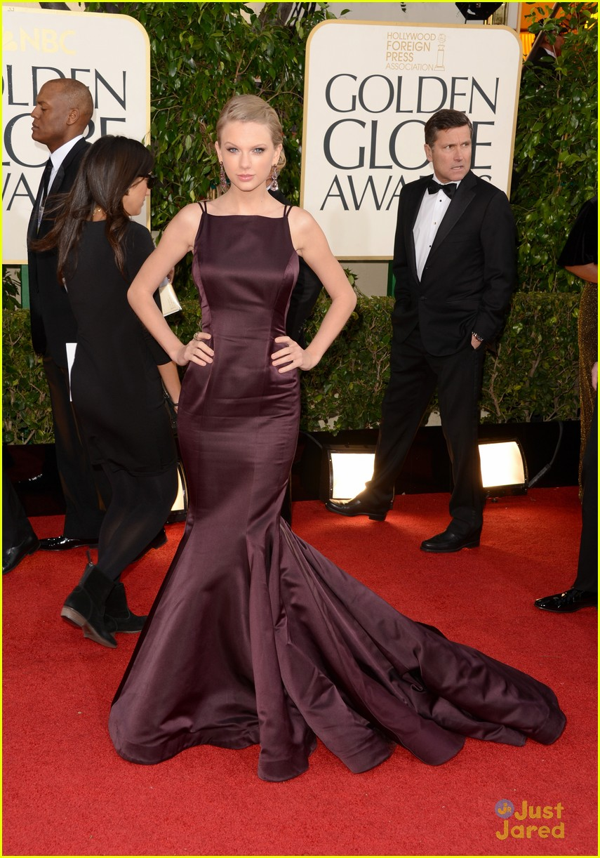 taylor swift golden globes 12
