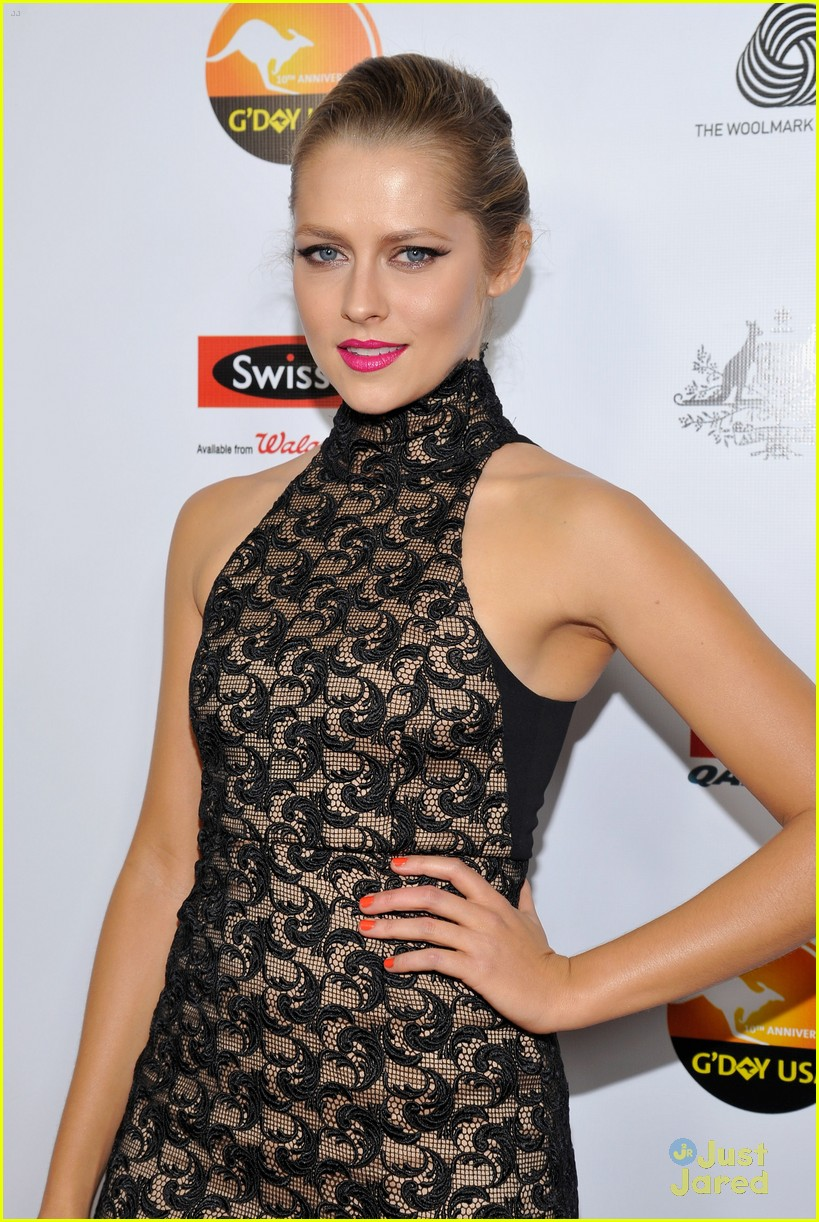 teresa palmer gday instyle party 11