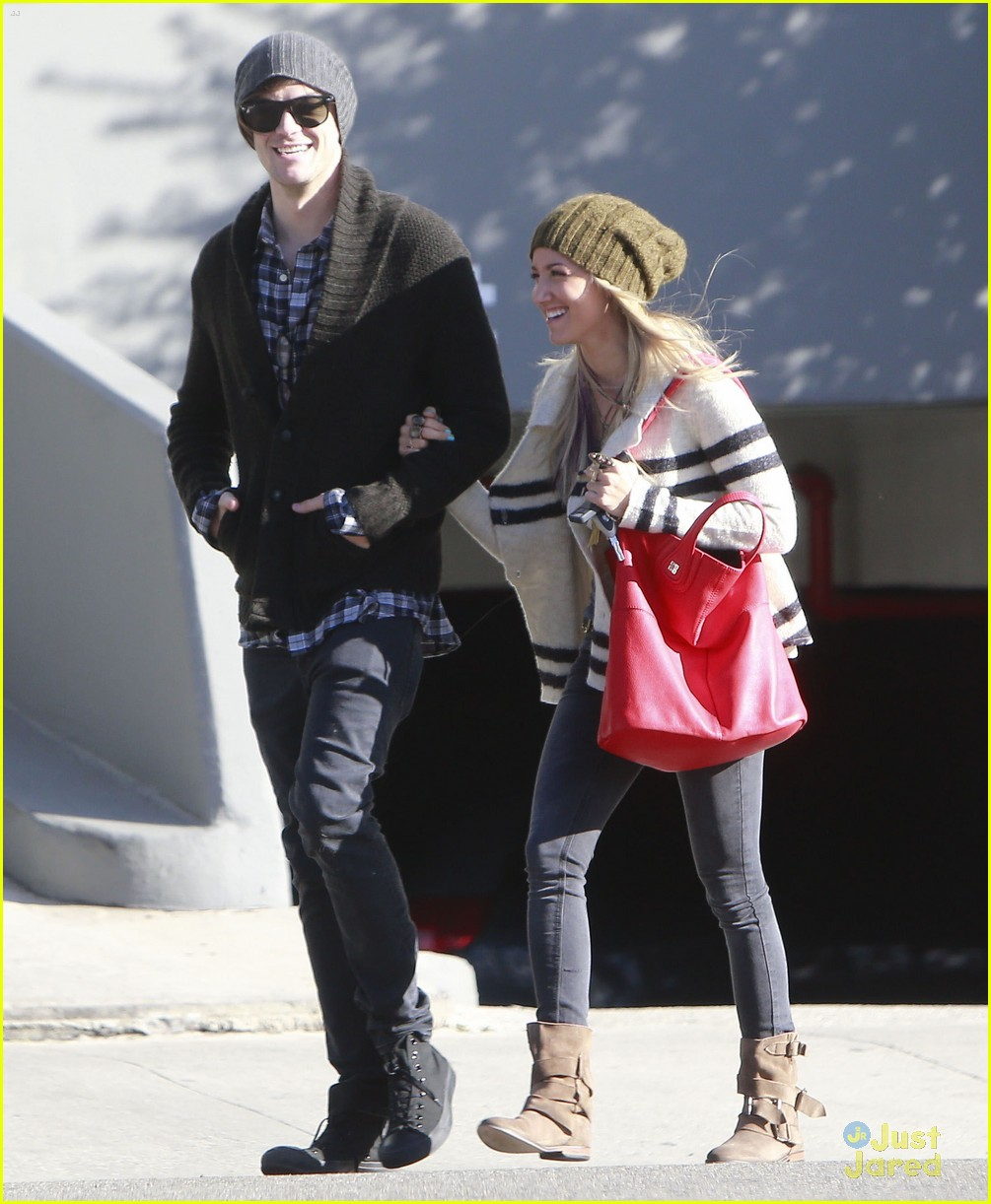 ashley tisdale christopher french kiss 02
