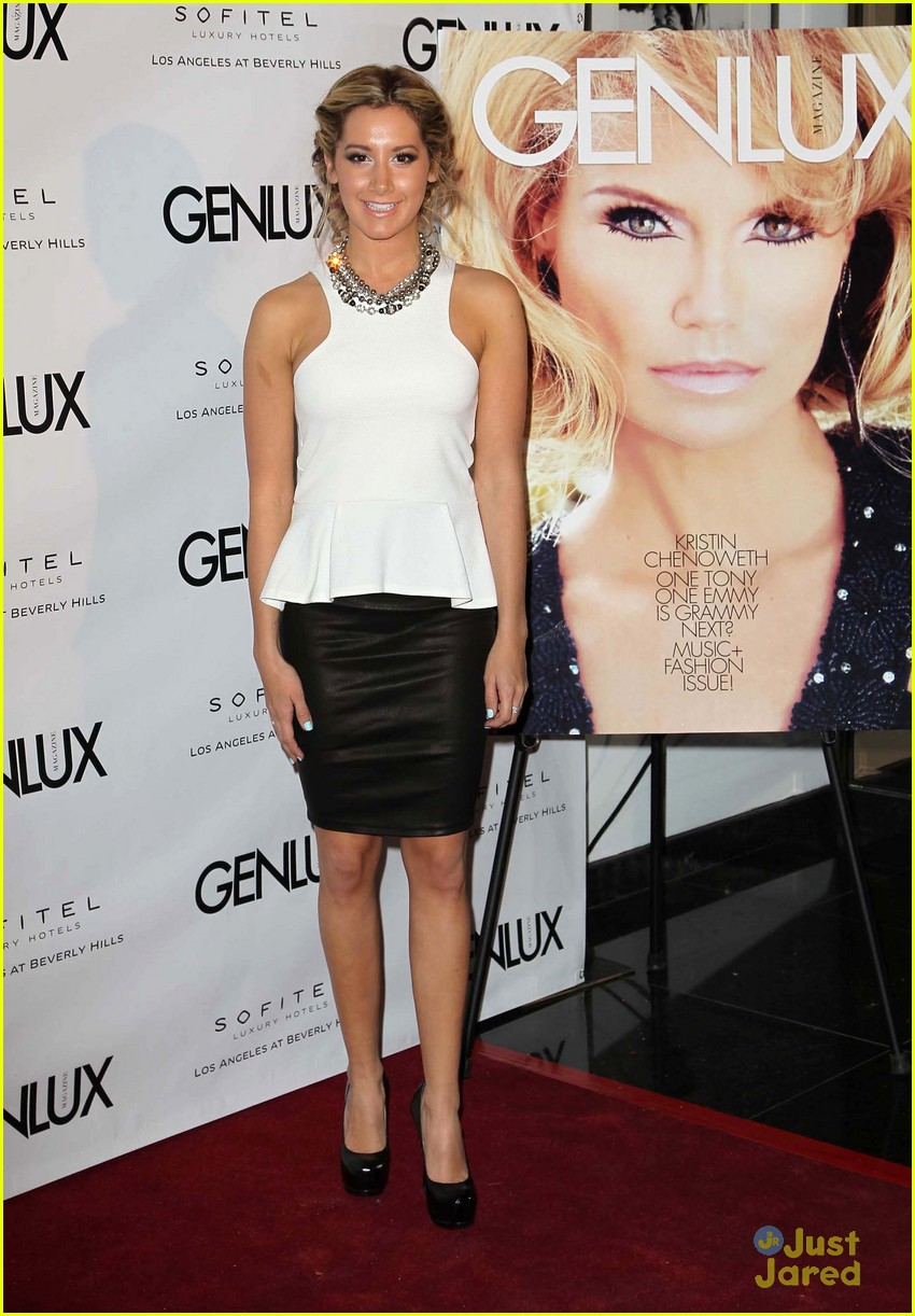 ashley tisdale genlux event 02