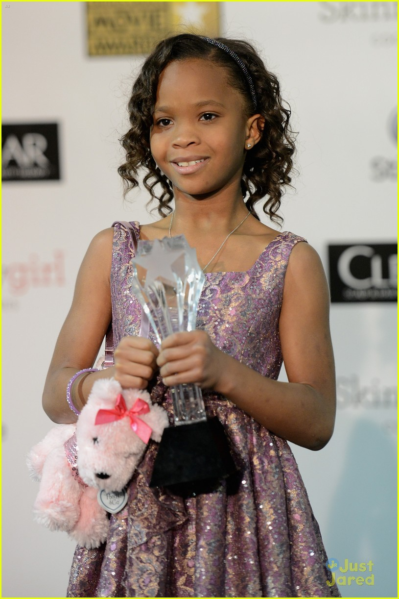 quvenzhane wallis critics choice 01