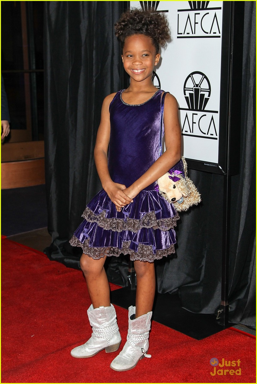quvenzhane wallis weekend events 02