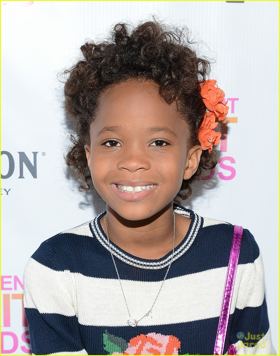 quvenzhane wallis weekend events 11