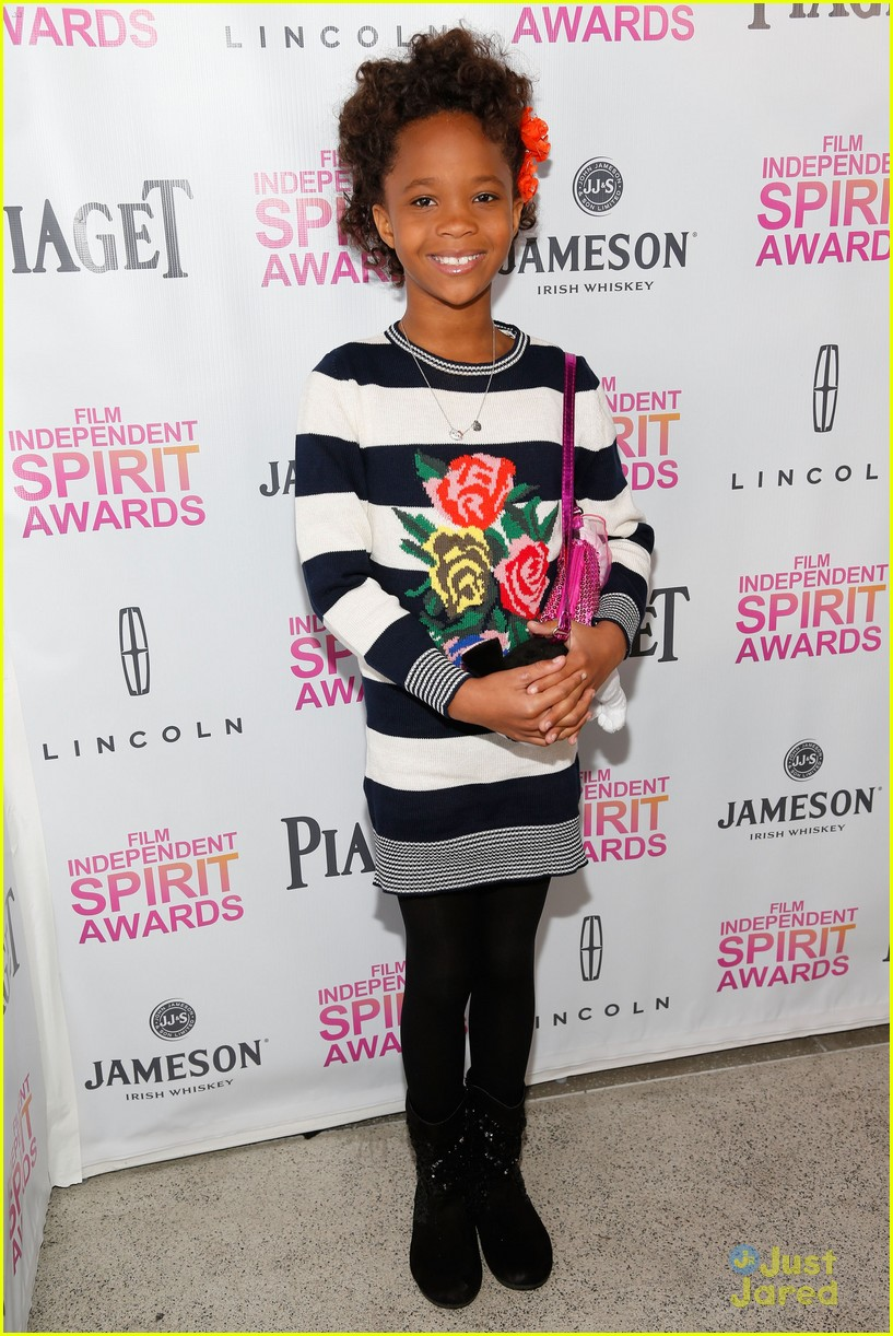 quvenzhane wallis weekend events 12