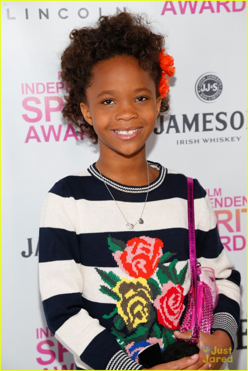 quvenzhane wallis weekend events 14