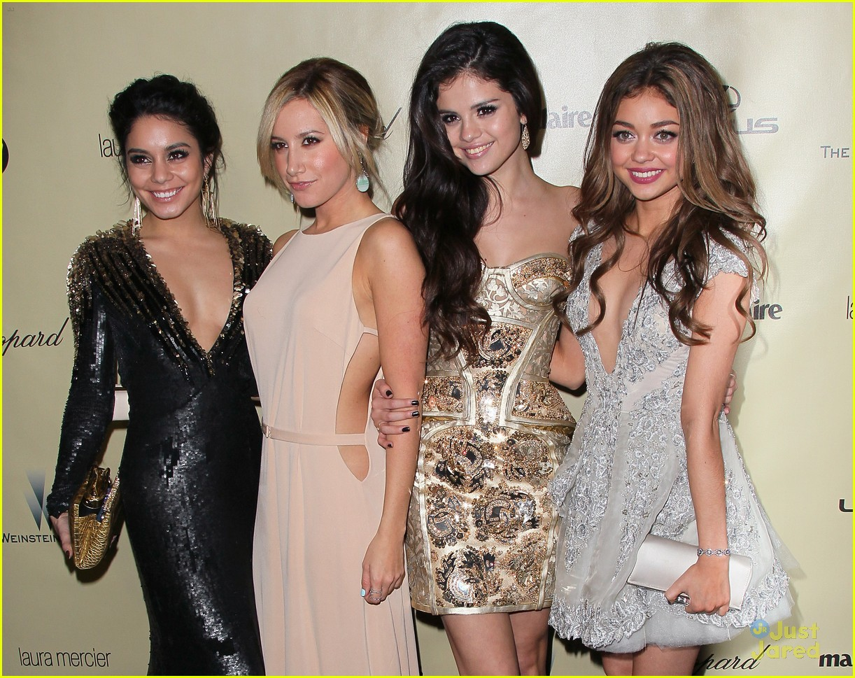 sarah hyland ariel winter gg parties 10