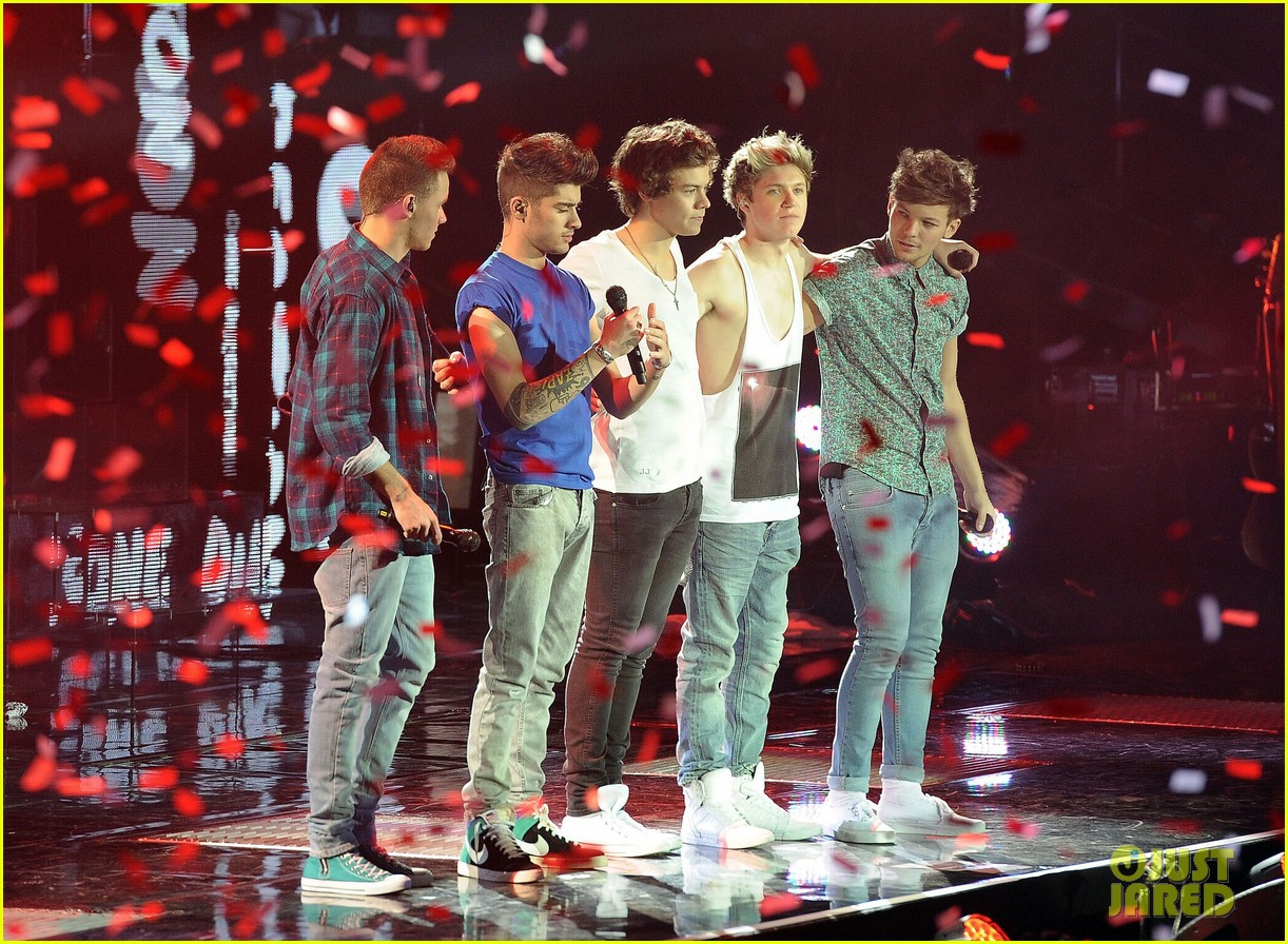 one direction o2 arena performance 27
