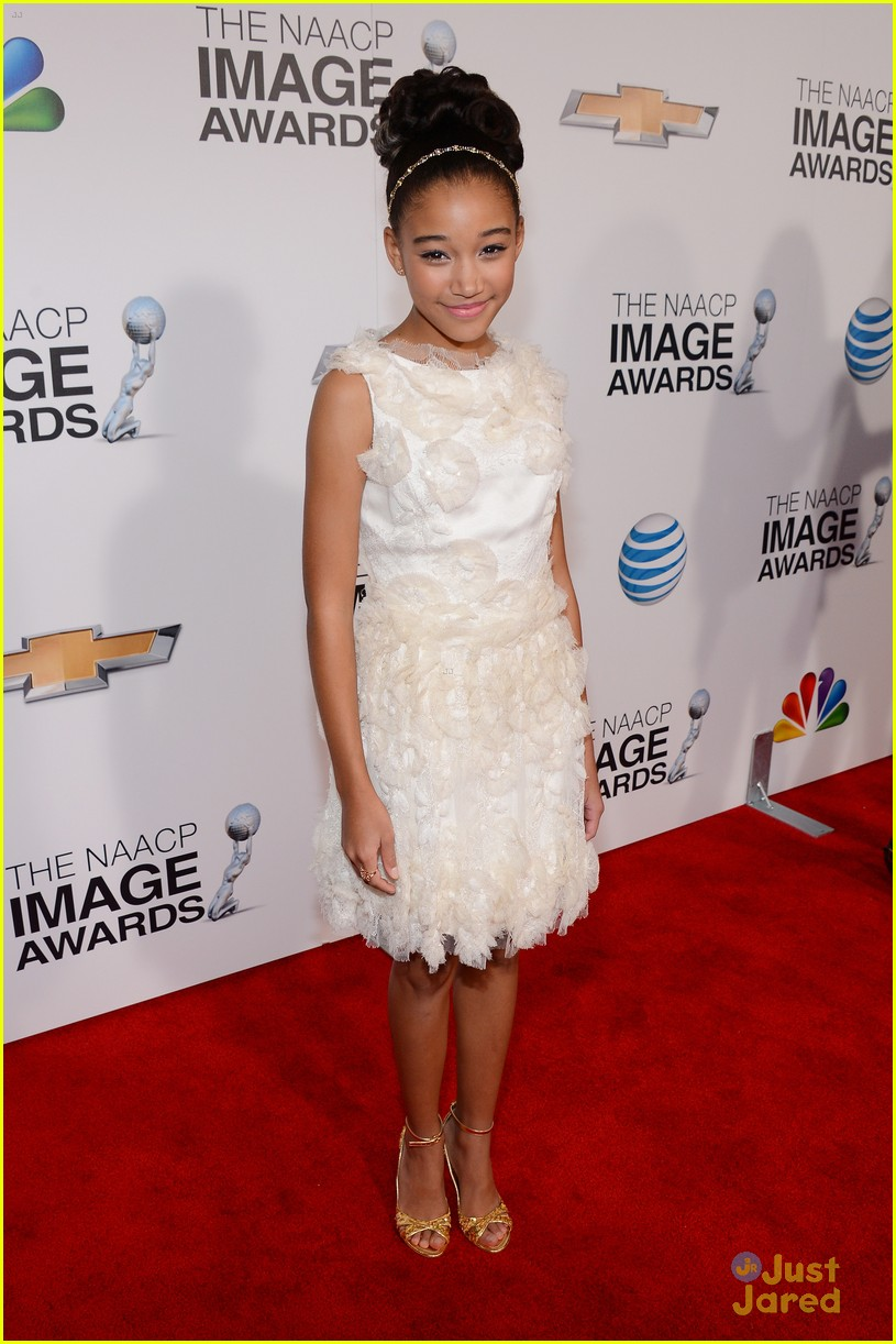 amandla stenberg naacp image awards 10