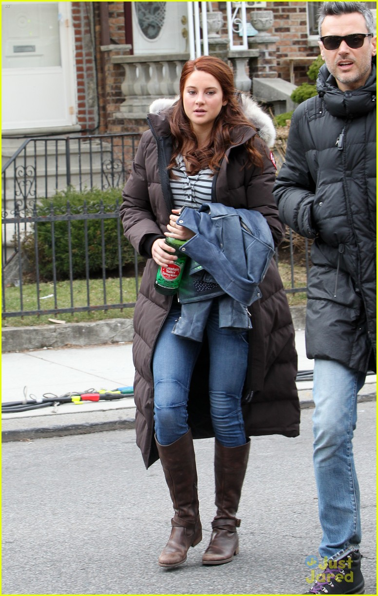 Shailene Woodley & Andrew Garfield: 'Spider-Man 2' Set in ...