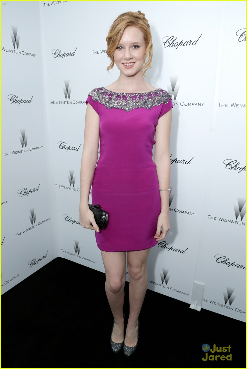 madisen beaty weinstein preoscar party 04
