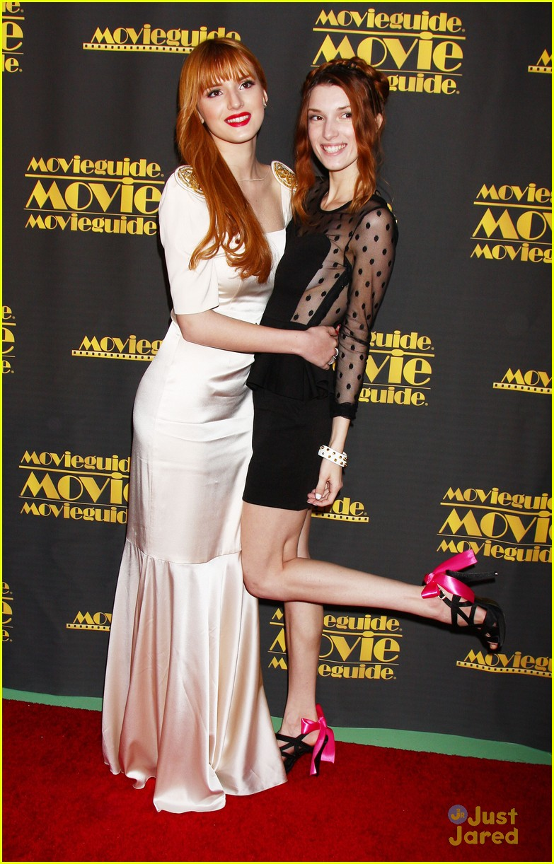 bella thorne china mcclain movieguide awards 05