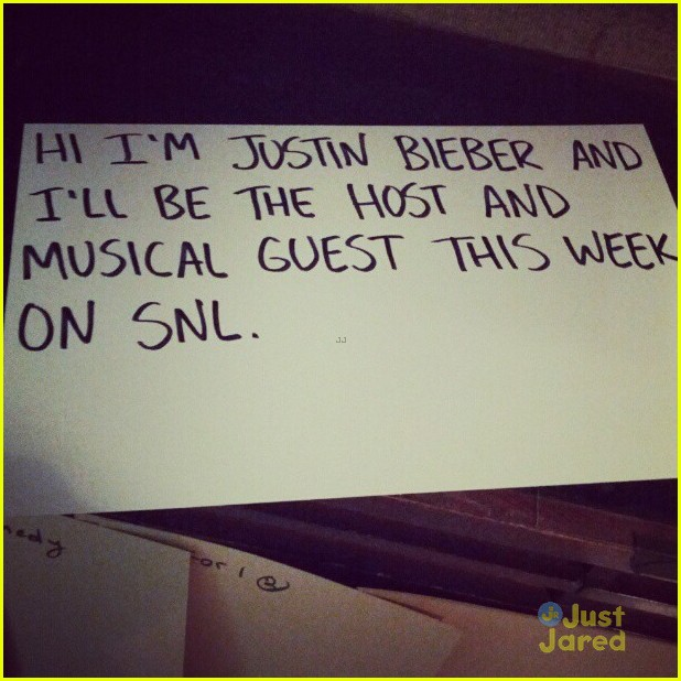 justin bieber snl backstage photos 06
