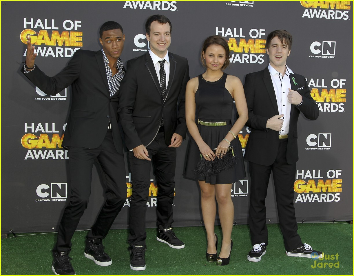 big time rush level up hall game awards 03