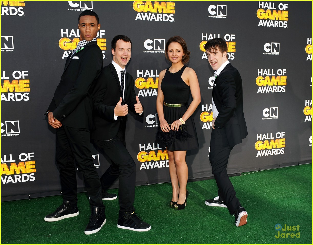big time rush level up hall game awards 06