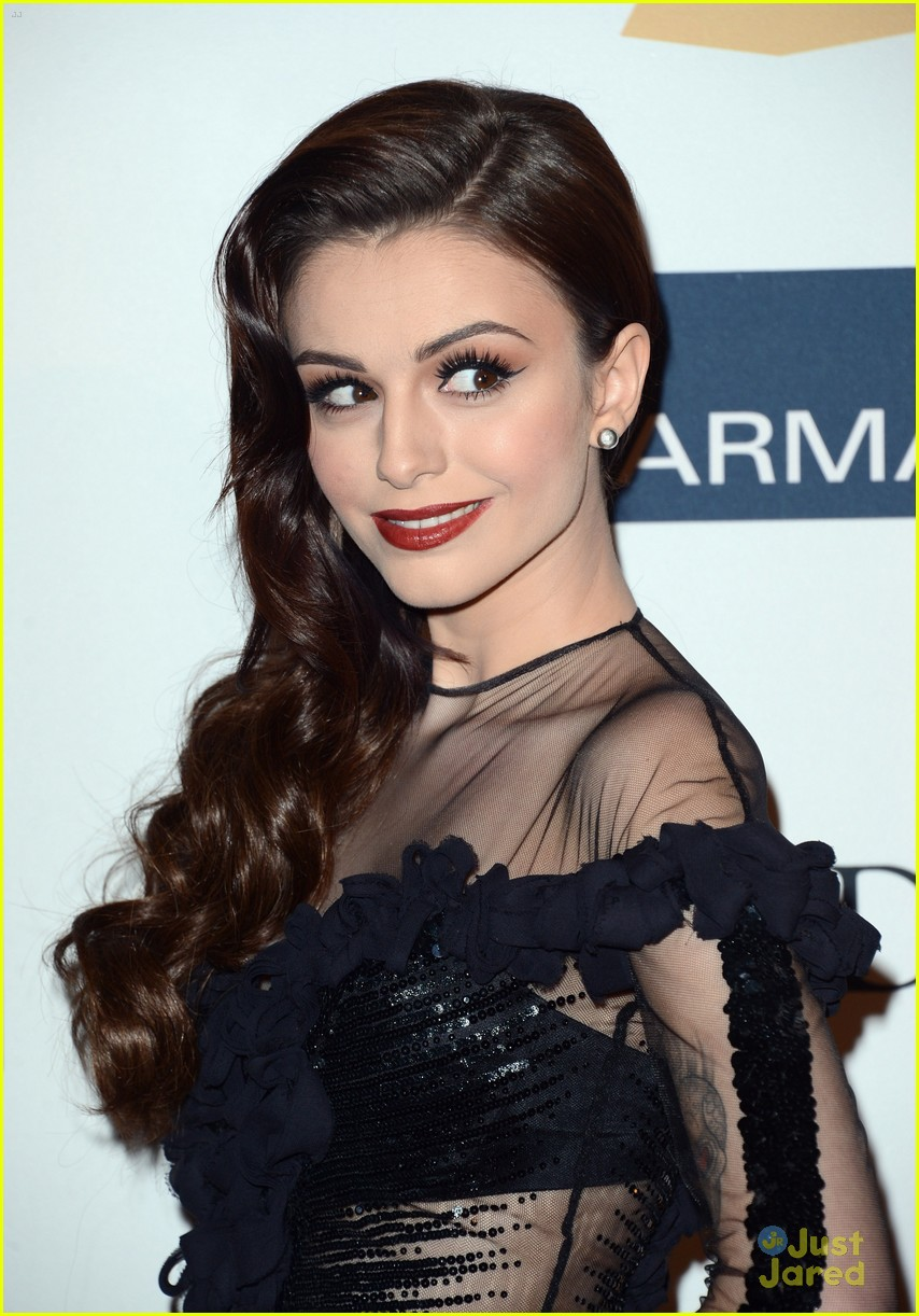 cher lloyd clive davis grammy party 08