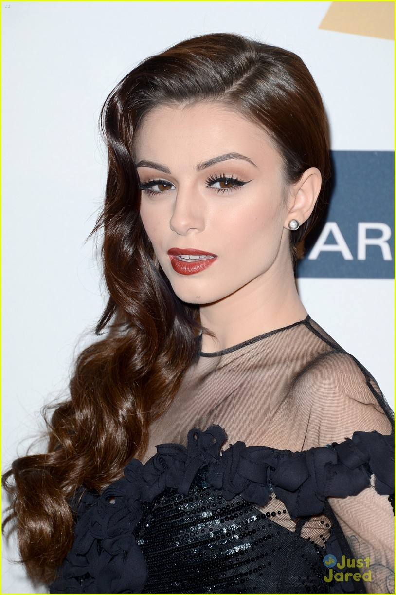 cher lloyd clive davis grammy party 13