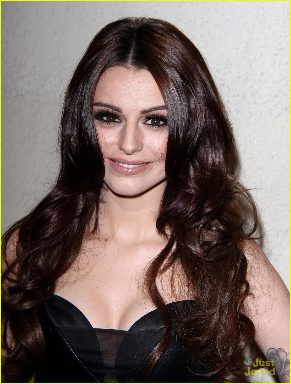 cher lloyd friends family pregrammy event 09