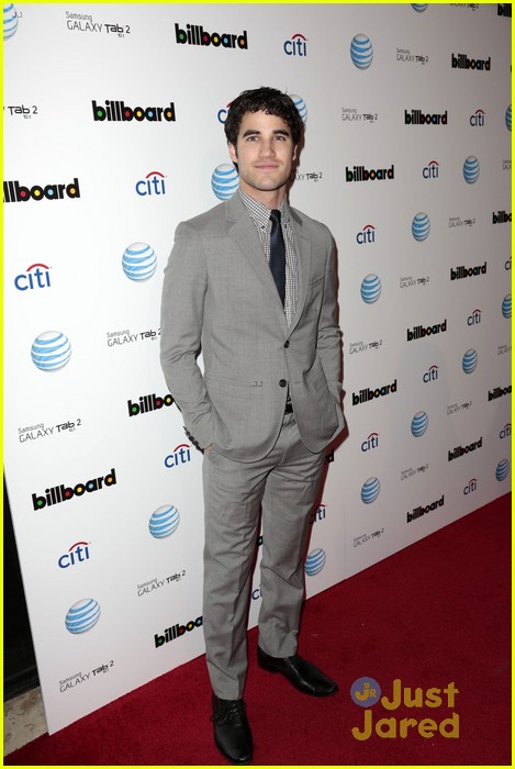 darren criss billboard post grammys party 03