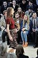 Gabriella-burberry gabriella wilde burberry front row douglas booth 04