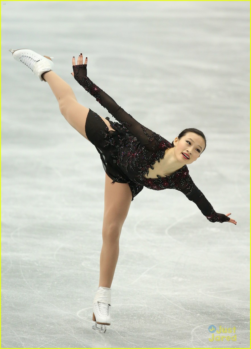 gracie gold christina gao four continents 02