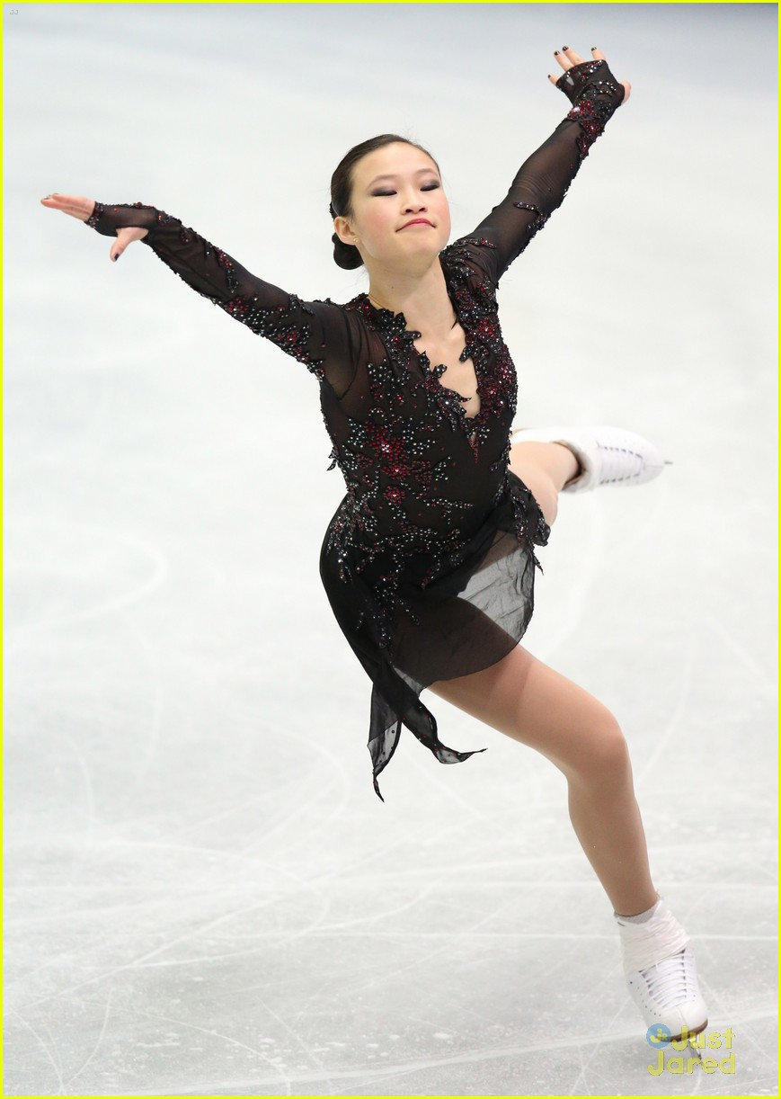 gracie gold christina gao four continents 05