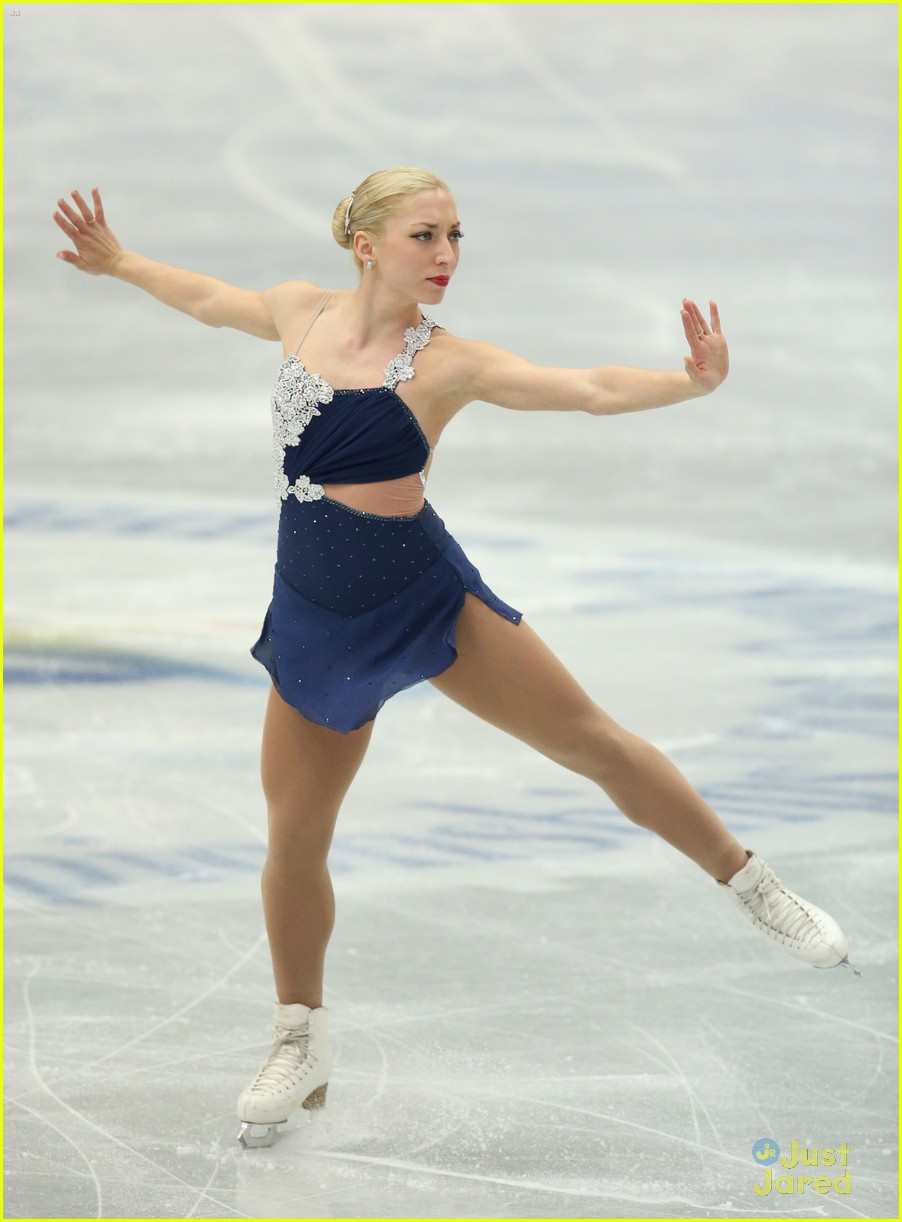 gracie gold christina gao four continents 20