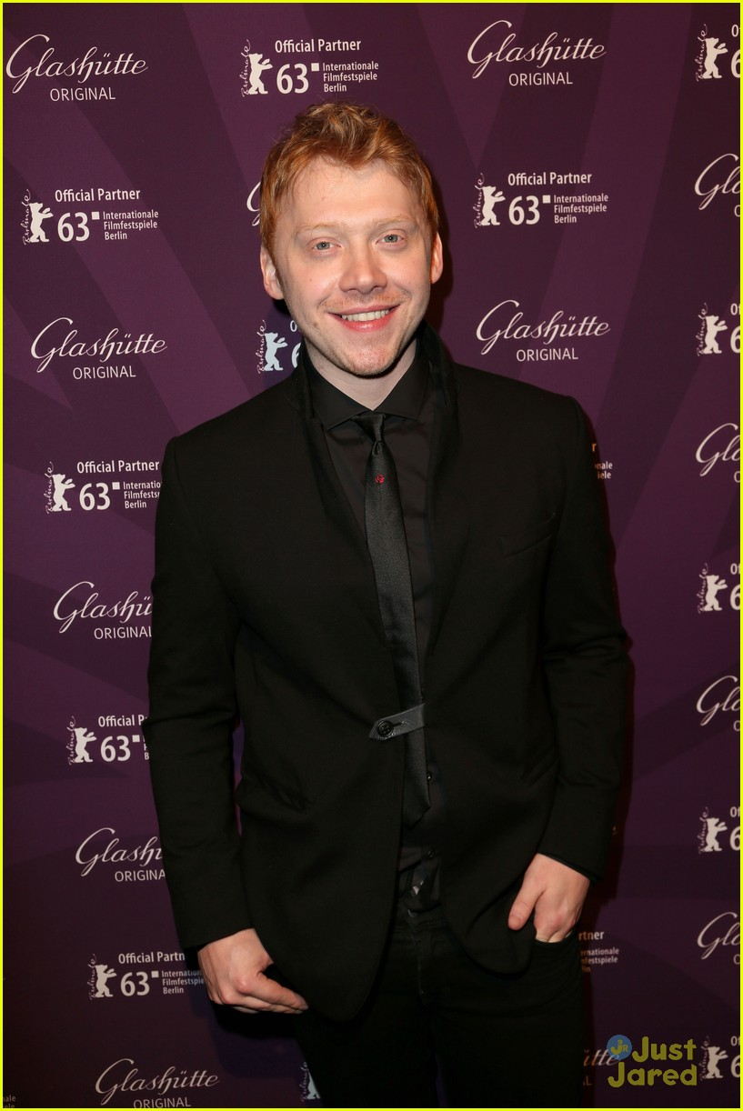 rupert grint charlie premiere berlin 14