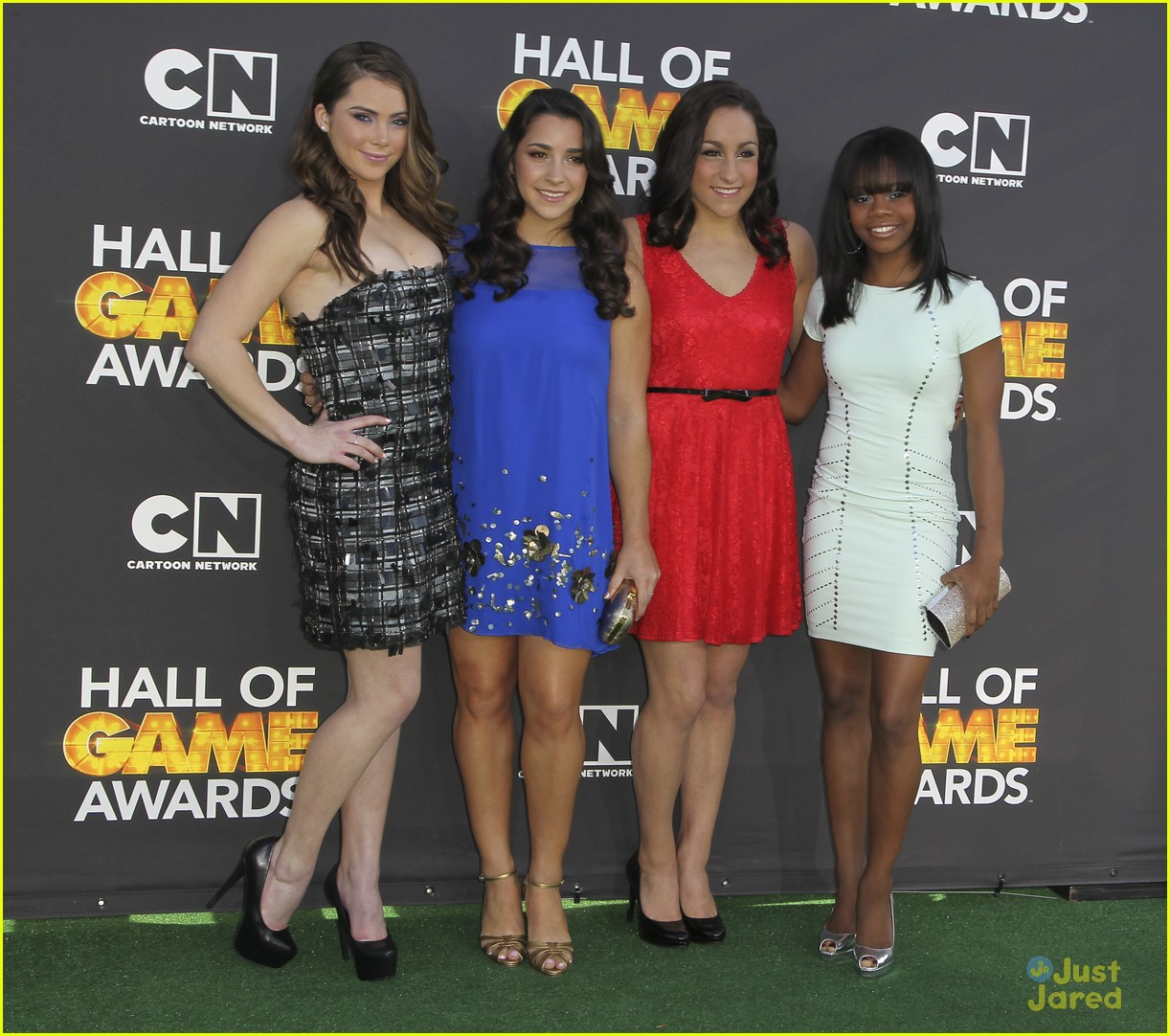 gabby douglas mckayla maroney aly raisman hall game awards 04