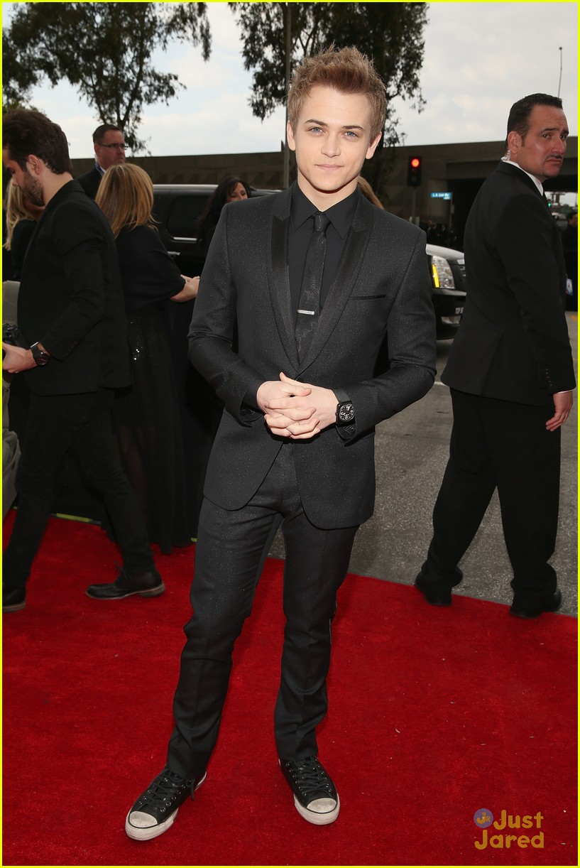hunter hayes 2013 grammys 12