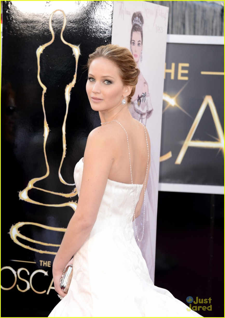 jennifer lawrence 2013 oscars 12