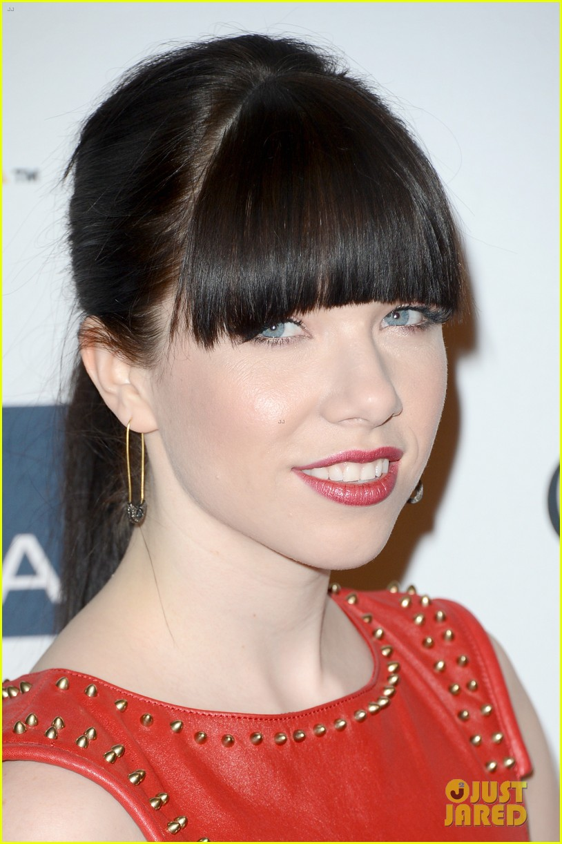 carly rae jepsen clive davis grammy party 04
