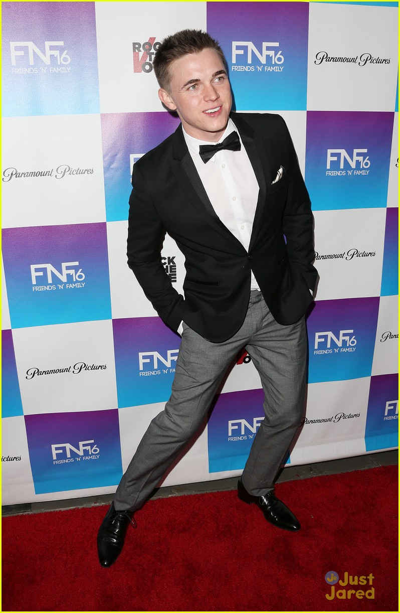 jesse mccartney lucy hale friends grammy 06