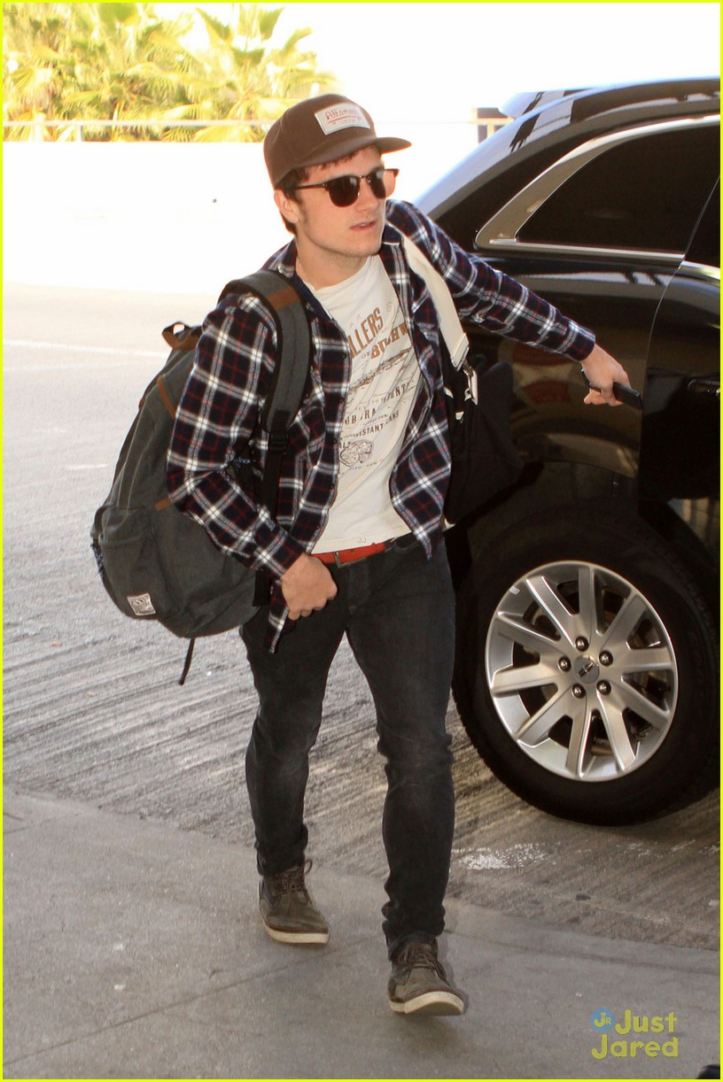 josh hutcherson lax nola 05