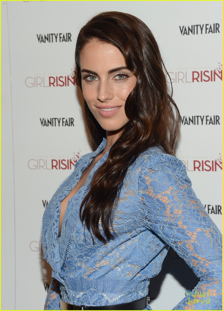 jessica lowndes 10 10 girl rising dj night 04