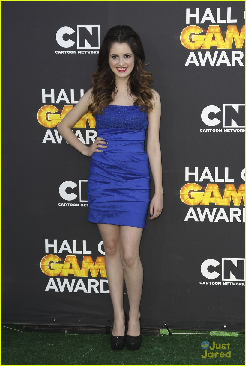 laura marano raini rico rodriguez hall game awards 09