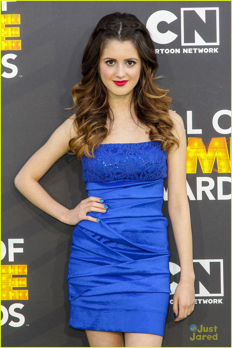 laura marano raini rico rodriguez hall game awards 10